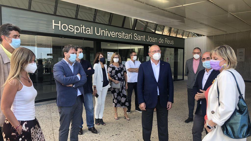 Detectado un brote en el Hospital de Reus que afecta también a pacientes sin coronavirus