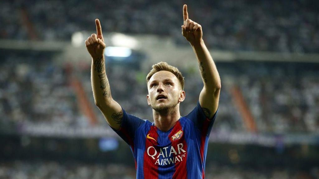"""Rakitic se despide del Barça satisfecho por el deber cumplido y con un mensaje a Messi: """"Hay que respetarle"""""""