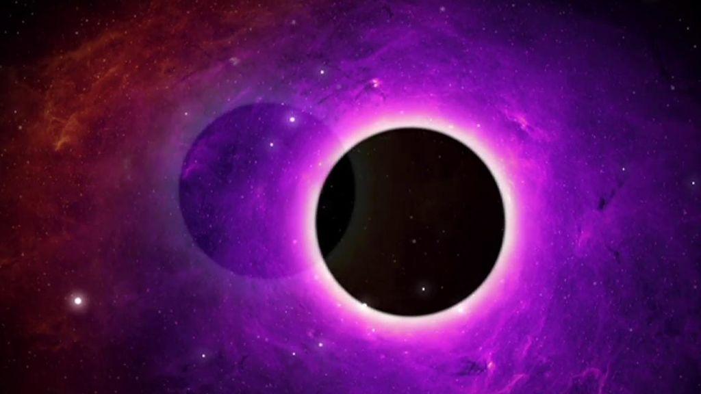 Agujero negro más grande que 142 veces el Sol