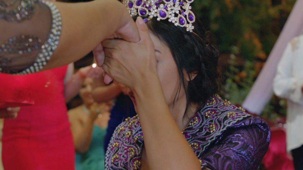 Lale, en la noche de la henna