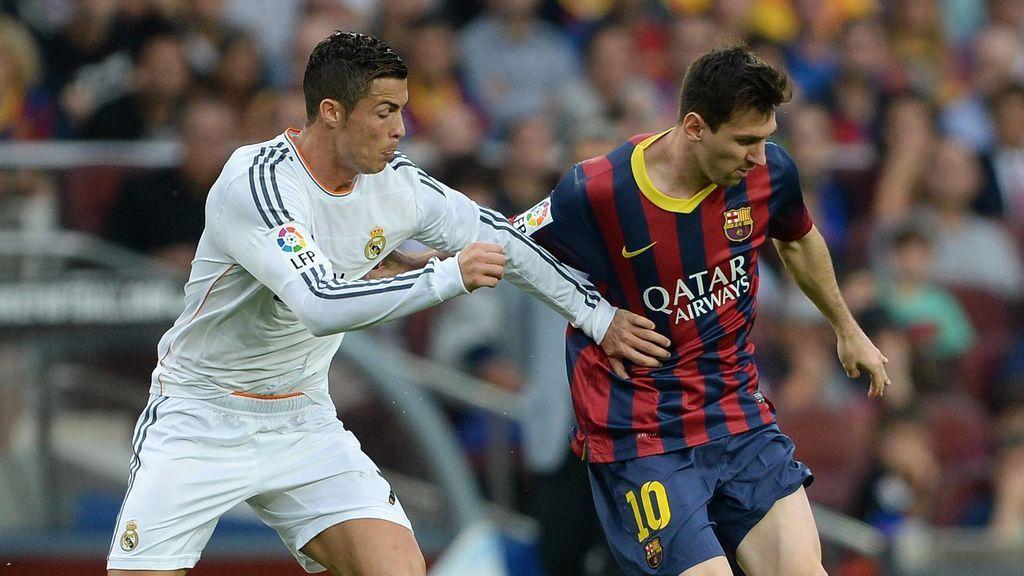 Jorge Messi llega a Barcelona con una oferta de la Juventus para juntar a Messi con Cristiano