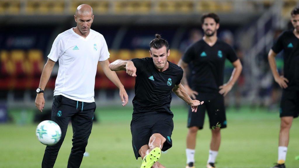 Zidane pide al Real Madrid que Bale no vuelva al club tras irse con Gales