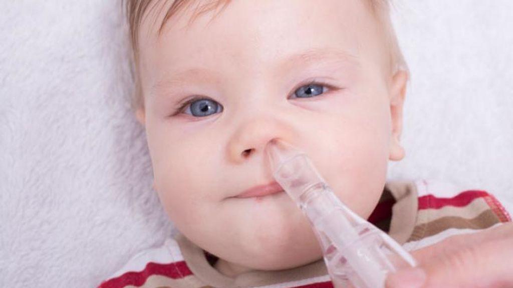 Tos y mocos en bebés: ¿cuando preocuparme?