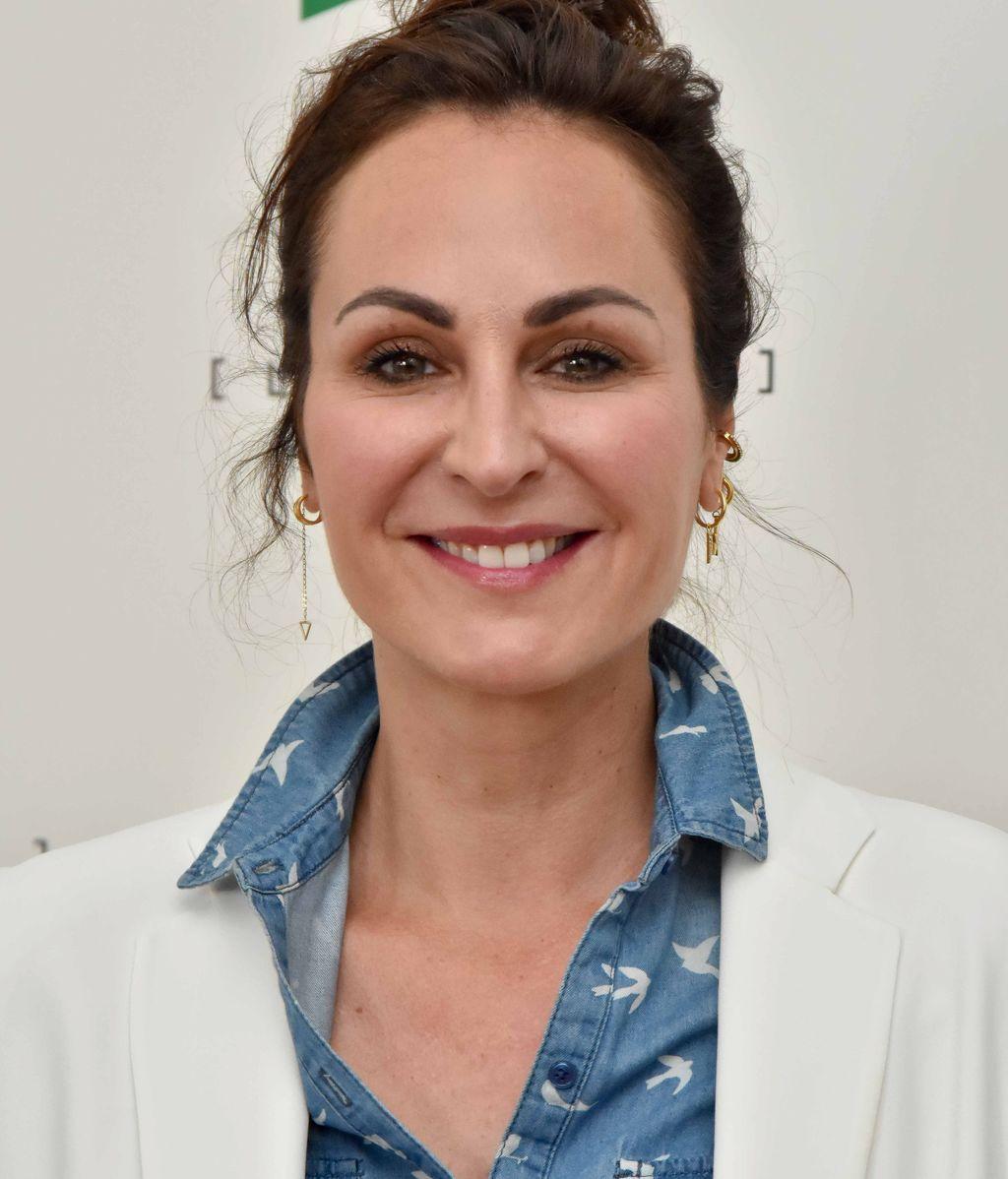 Ana Milán, en un evento en mayo de 2019