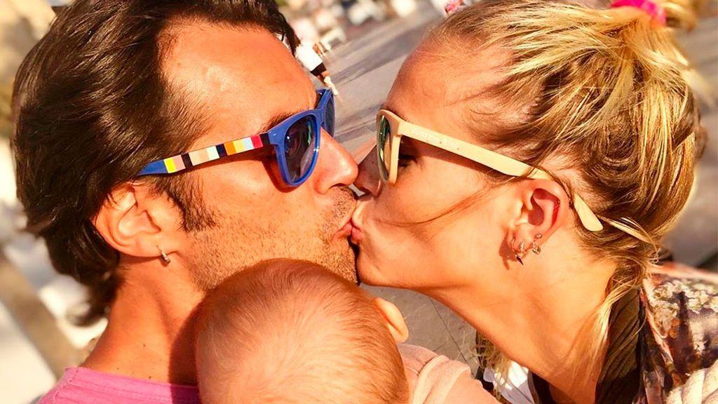 Con hijos y muy enamorados: así es la vida de Patricia Montero y Álex Adrover tras ' Yo soy Bea'