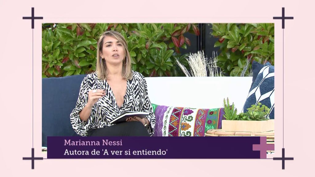 Mil Palabras &+ Woman: Marianna Nessi, la novela romántica, concurso literario - Cuatro