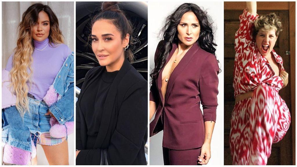 Karol G, Rosa López y Tania Llasera: los famosos dicen basta y abogan por el body positive