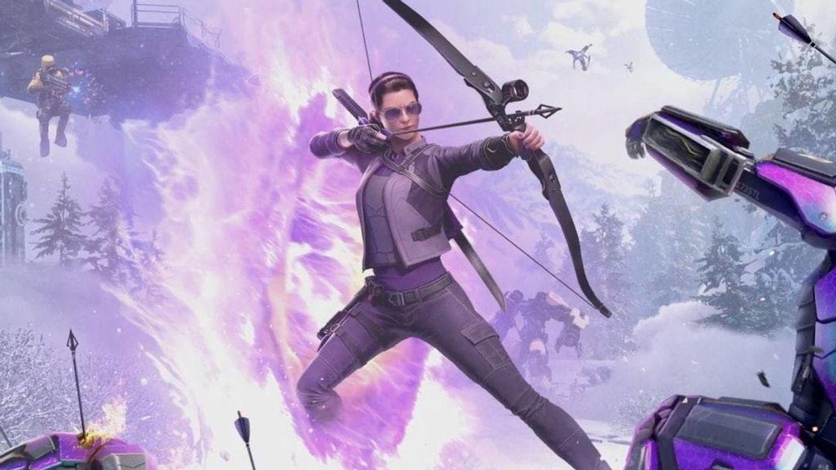 Marvel's Avengers: Kate Bishop