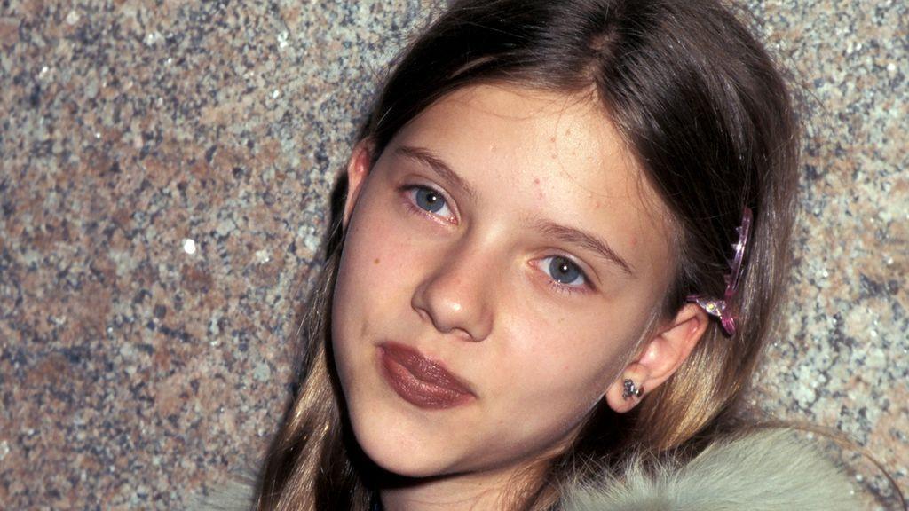 Scarlett era una niña cuando comenzó en el mundo de la interpretación.