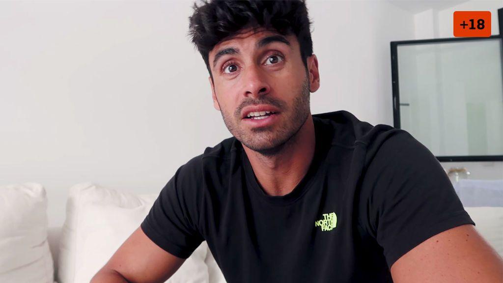 """Noel se muda a Ibiza y se emociona al hablar de su situación: """"No sé qué va a pasar"""" (1/2)"""