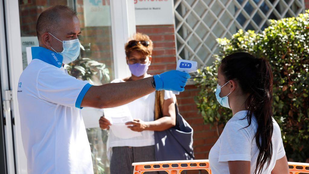 Última hora del coronavirus: Sanidad suma otros 8.581 nuevos contagios, 3.663 en las últimas 24 horas