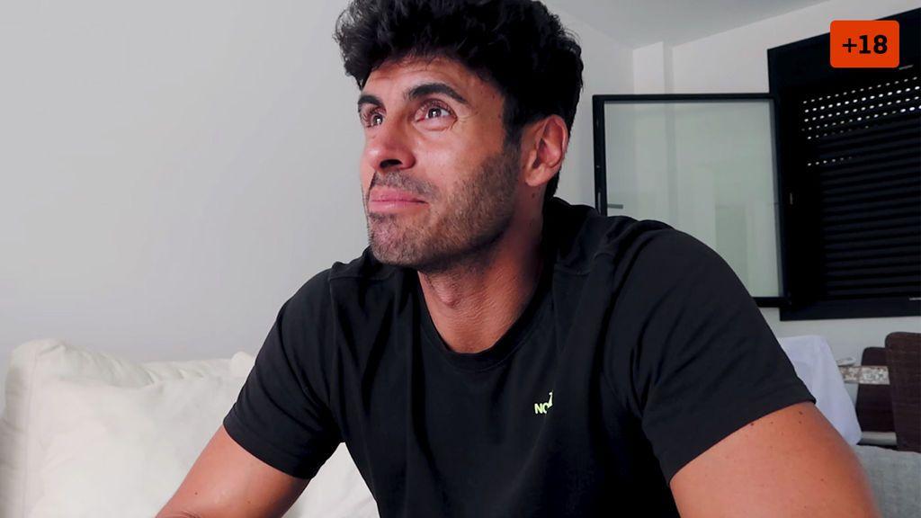 """Noel se muda a Ibiza y se emociona al hablar de su situación: """"No sé qué va a pasar"""" (2/2)"""