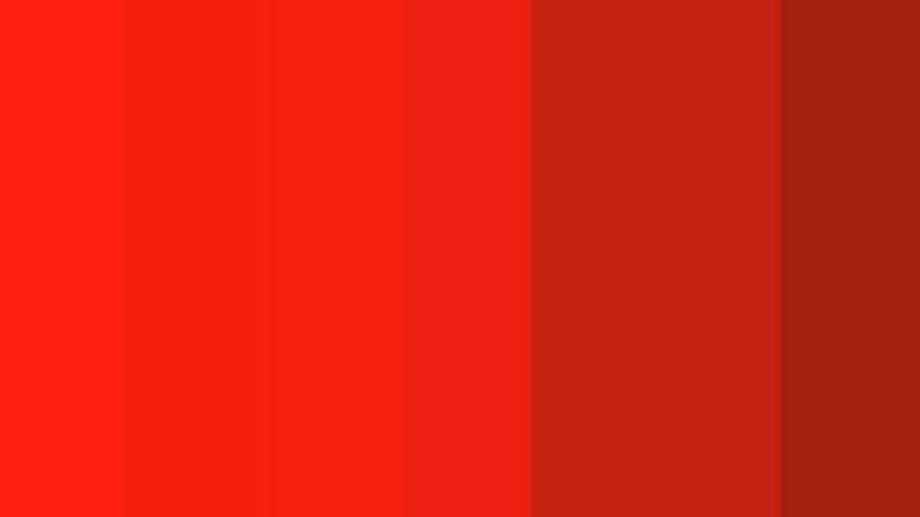 Examen de colores: ¿cuántos tonos de rojo aparecen en esta ilusión óptica?