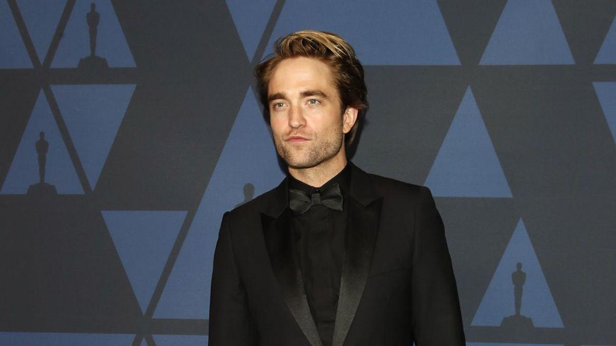 Robert Pattinson, positivo en coronavirus: la película 'The Batman' ha tenido que pausar su rodaje