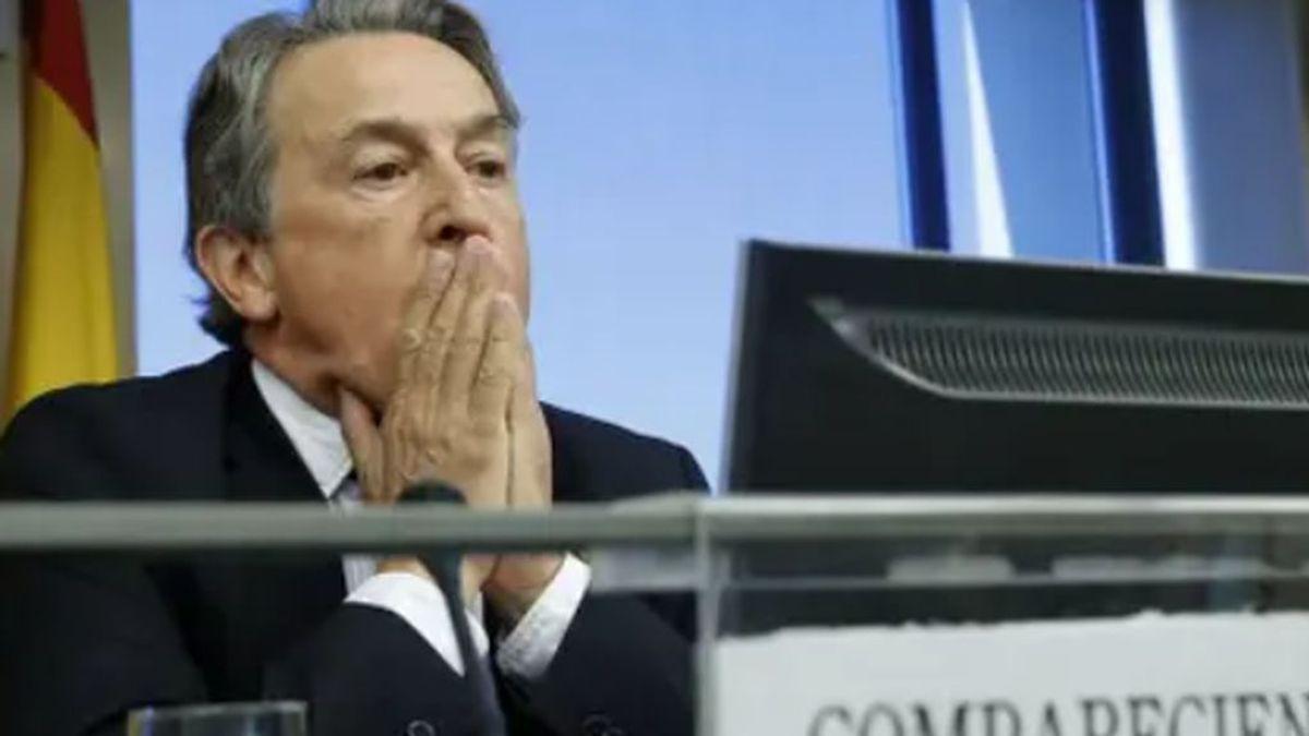 Hermann Tertsch tendrá que pagar 15.000 euros al padre de Pablo Iglesias