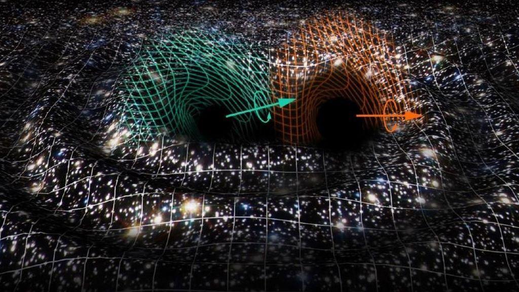 Colisión inexplicable de dos agujeros negros: detectan una señal desconcertante en el espacio