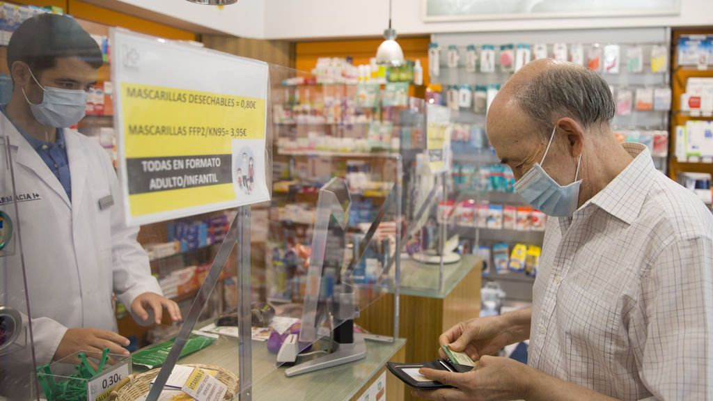 Las farmacias quieren vender test rápidos para detectar el coronavirus