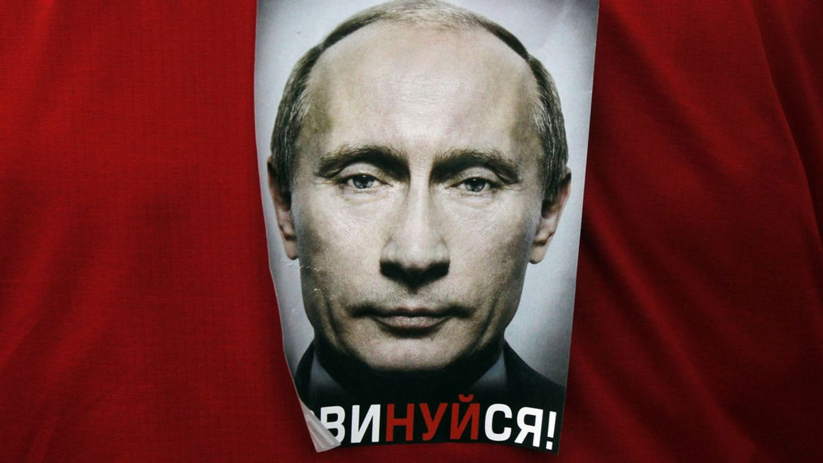 Rusia se enfrenta a Occidente por el envenenamiento de Navalny