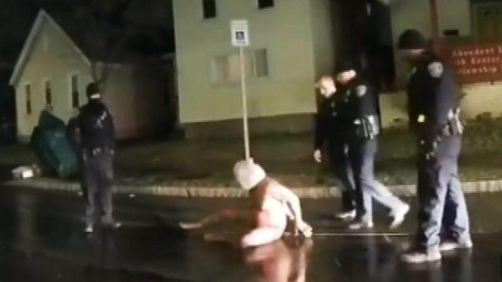 Nuevo caso de brutalidad policial en EE.UU.