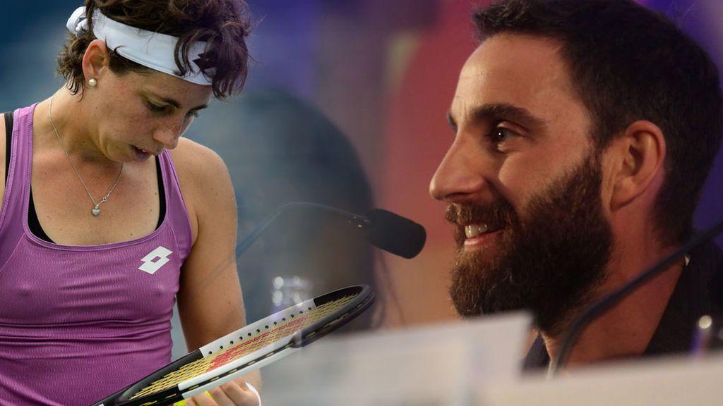 """Dani Rovira apoya Carla Suárez tras anunciar que sufre el mismo cáncer que él: """"Te espero al otro lado"""""""
