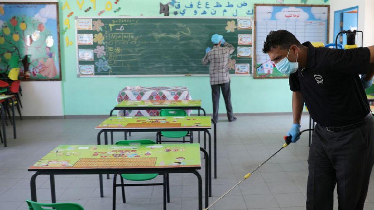 El experto Àlex Arenas alerta de que es peligroso abrir ahora las escuelas