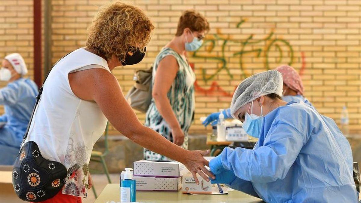 Última hora del coronavirus:   Andalucía prevé comenzar a vacunar contra el covid en diciembre o enero