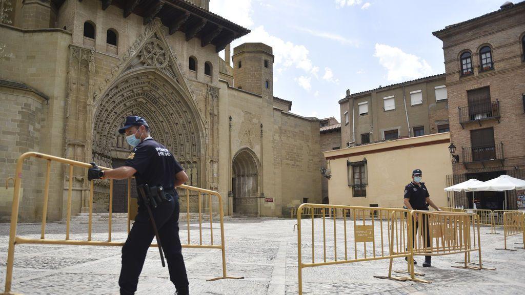 Todo el territorio de Aragón entra en la nueva normalidad por primera vez desde el estado de alarma