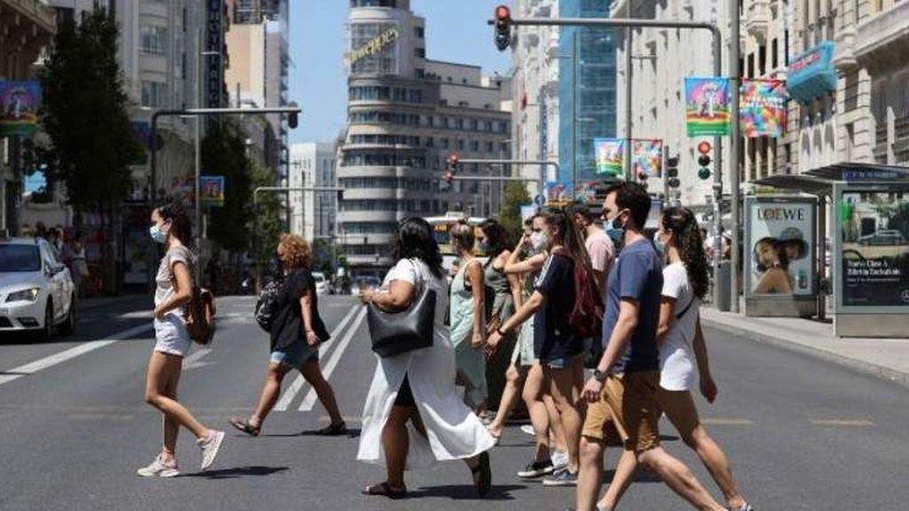 Bajan ligeramente los contagios en Madrid: 941 casos nuevos de covid19 en las últimas 24 horas