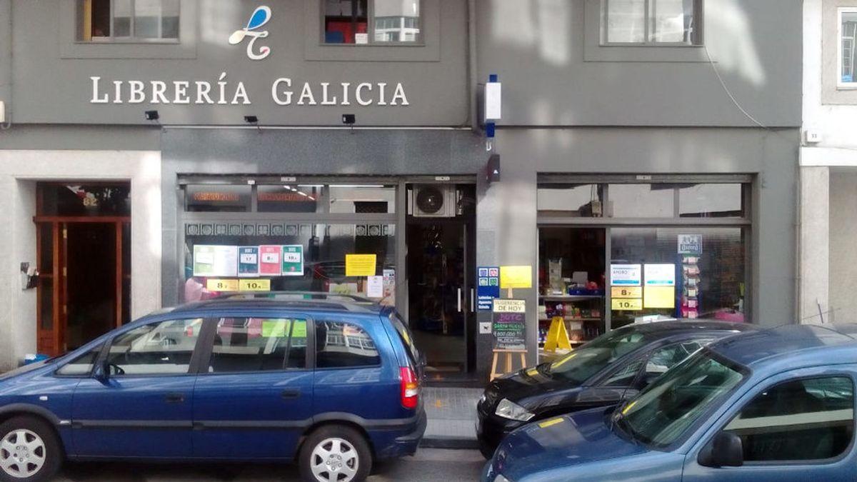 Un lucense pide poder instalar terraza en su librería: ¿Por qué un hostelero puede y yo no?