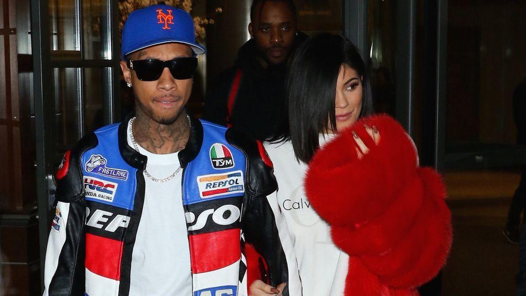 Kylie Jenner estuvo saliendo con el rapero Tyga y, su relación, no estuvo exenta de polémica.