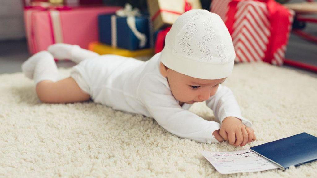 El primer dni o pasaporte del bebé: documentación y trámites.