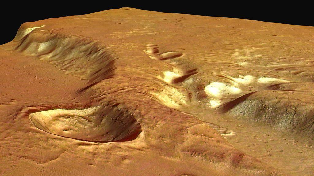 Viaje a Marte: tour por los futuros enclaves turísticos del planeta rojo