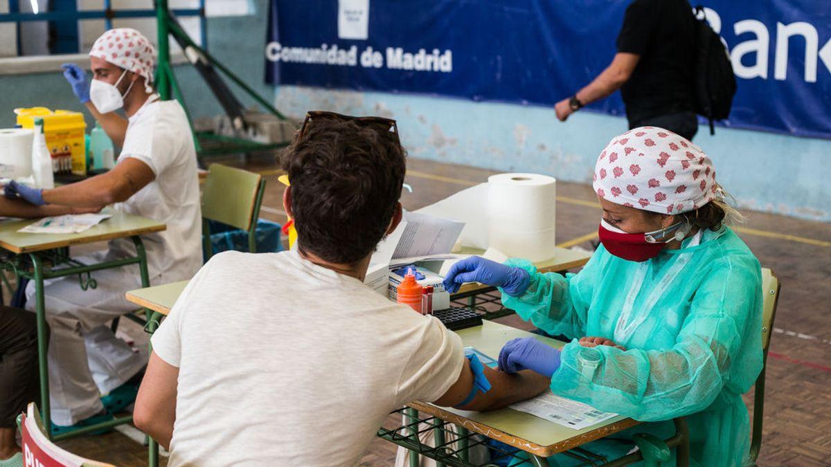 Madrid sigue en máximos con 23 muertos y 2.859 contagios de coronavirus nuevos