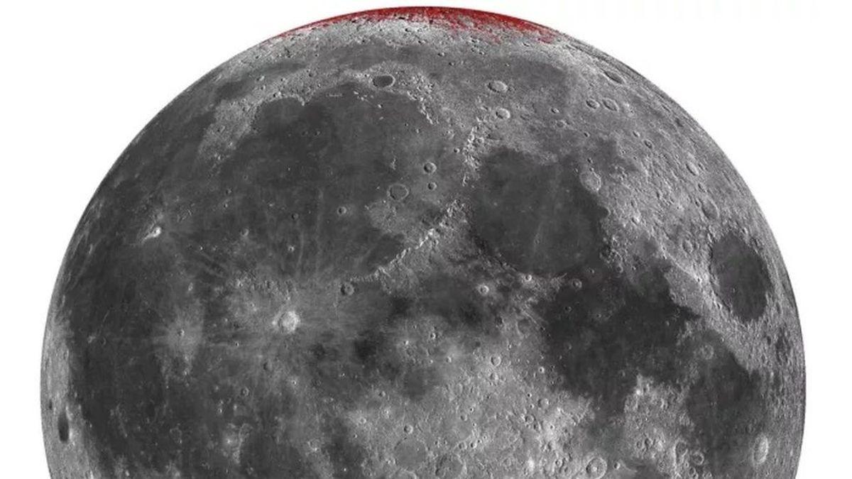 La Luna se está oxidando y podría ser culpa de la Tierra