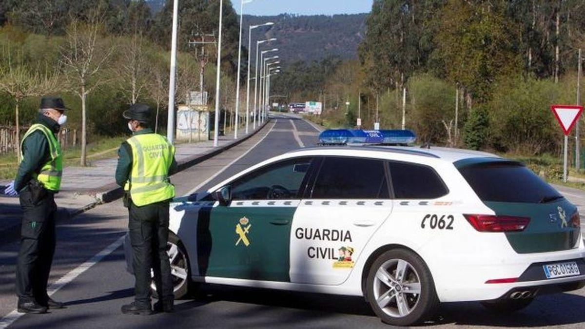 Intervienen más de 1,3 millones ocultos en un coche en Tarragona