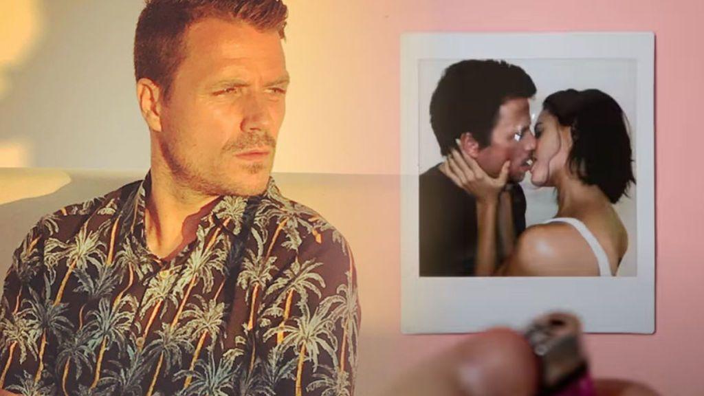 Dani Martín presenta a su novia en el videoclip de 'Portales': se llama Begoña, es ilustradora y tiene 27 años