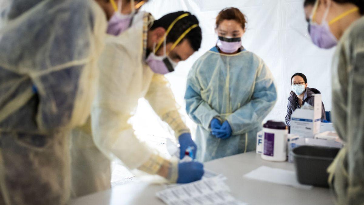 EEUU aprueba de urgencia un test rápido para distinguir si alguien tiene coronavirus o gripe