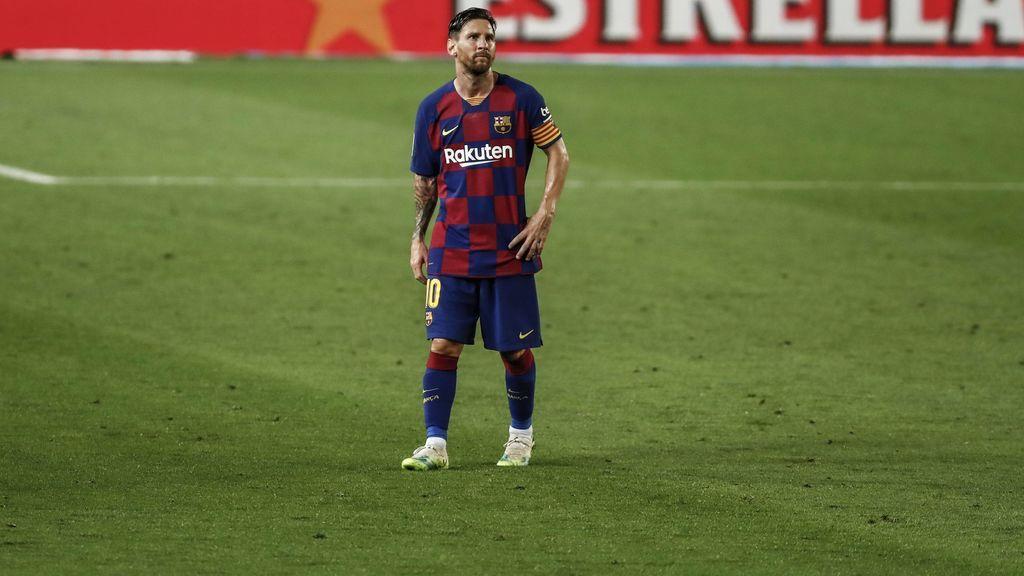 Leo Messi se queda: el argentino anuncia oficialmente que seguirá un año más en el Barça