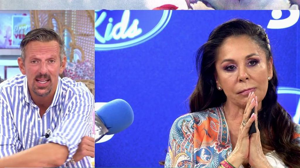 """Isabel Pantoja, sobre la boda de su hija: """"Espero que cuando se case me lo diga para hacerme el traje a tiempo"""""""