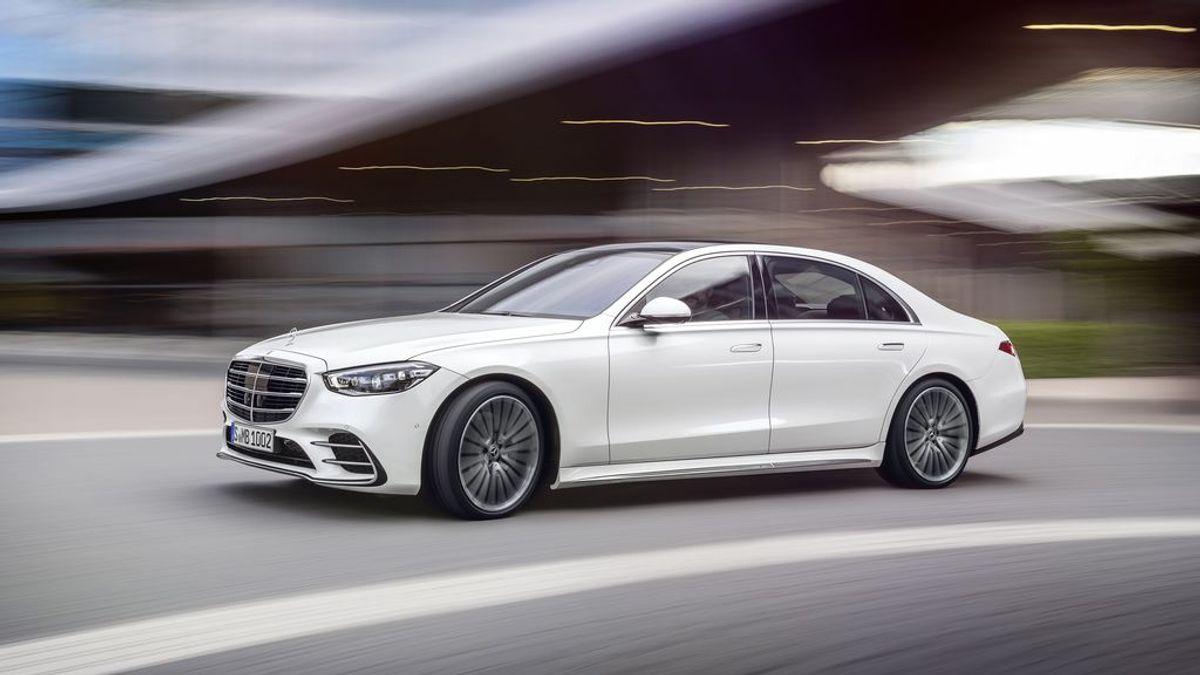 Nuevo Mercedes Clase S: un compendio tecnológico de cómo será el coche del futuro
