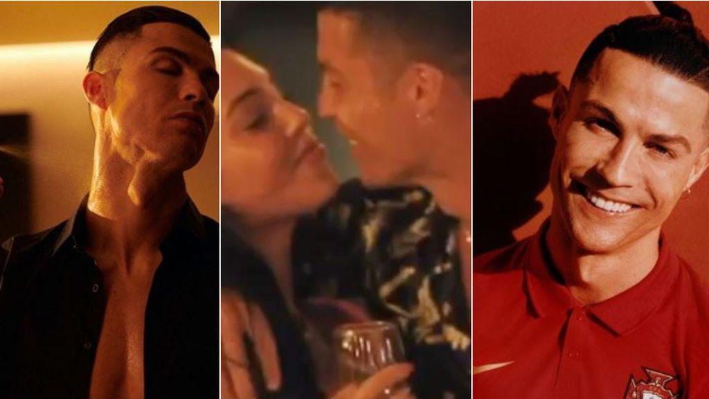 """Silencio, besos con Georgina y perfume, así vive Cristiano la crisis de Messi: """"La noche no volverá a ser la misma"""""""