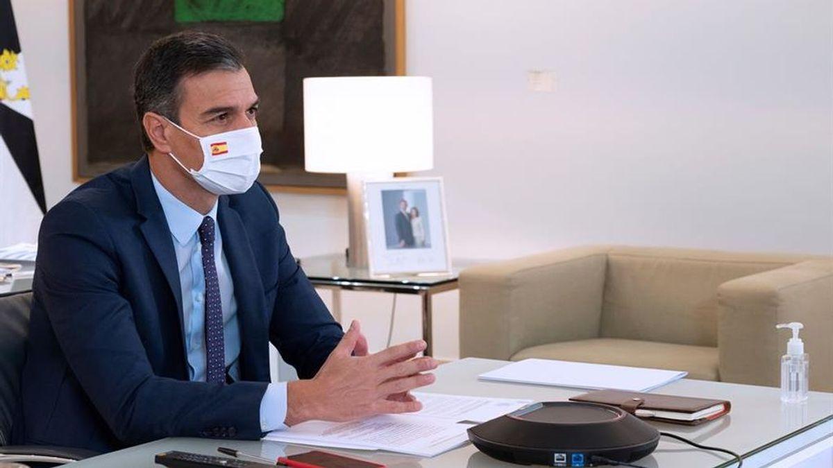 Sánchez pide a los gobiernos autonómicos no cerrar colegios de forma unilateral