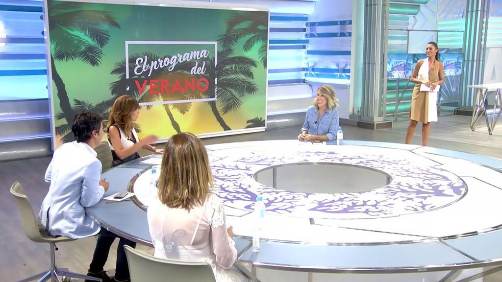 'El programa del verano' se despide líder con su mejor temporada en 12 años, a 5 puntos de 'Espejo Público Es verano'