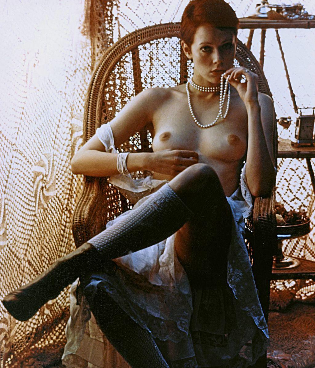 La icónica imagen de 'Emmanuelle'