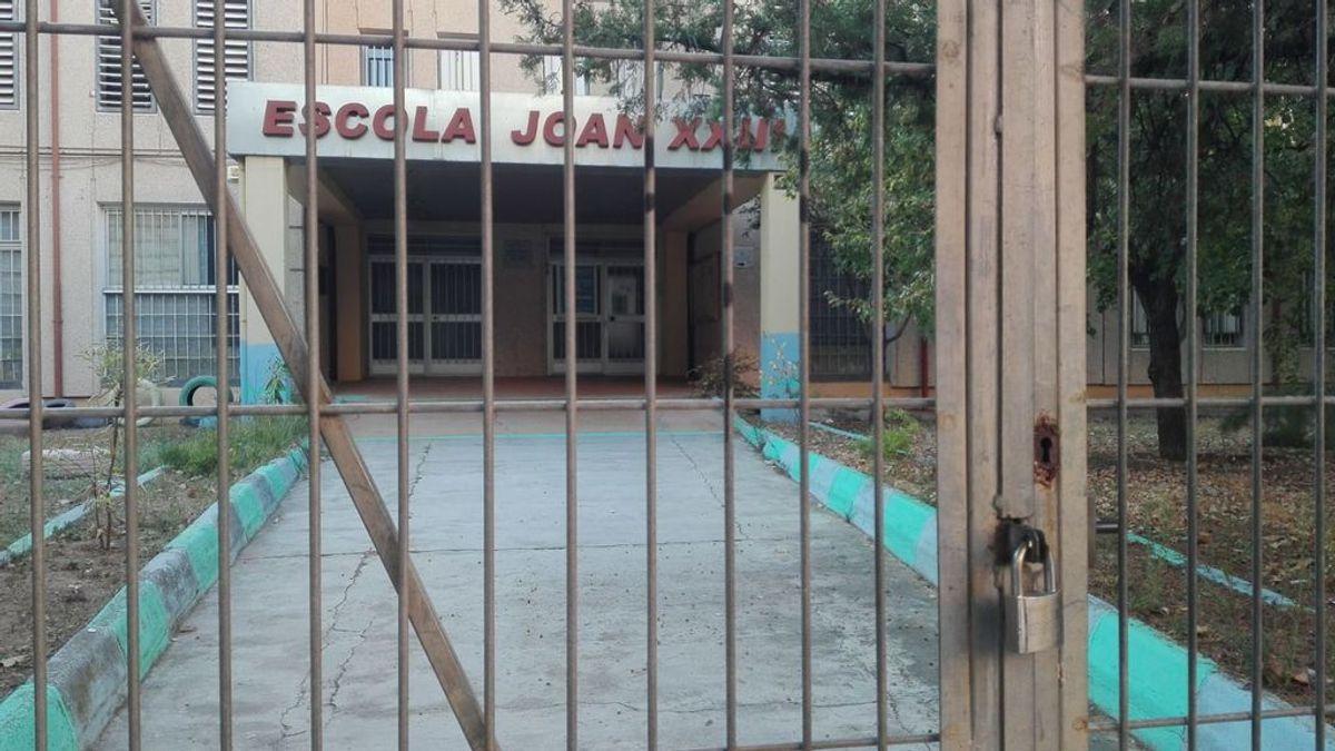 Una decena de profesores de un colegio de Lleida, aislados por el positivo en coronavirus de uno de ellos