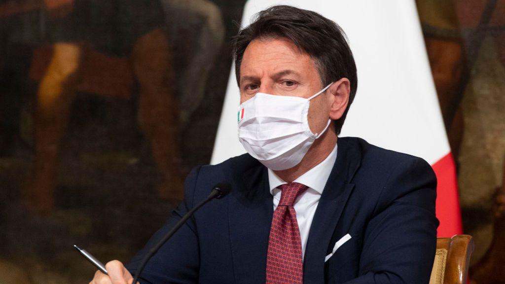 Italia descarta volver a un confinamiento general pese al repunte de contagios