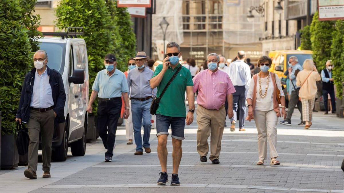 Última hora del coronavirus: España registra498.989 casos positivos y más de 29.400 decesos