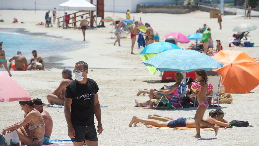 Canarias declara 365 contagios de coronavirus y otros dos ingresos en UCI