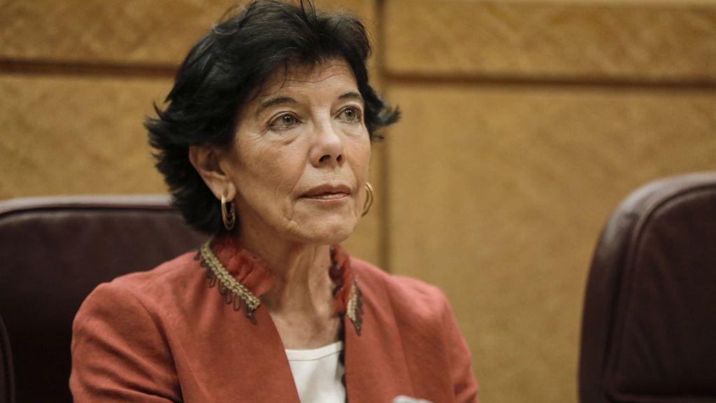 El drama de miles de familias: la ministra Celaá cuenta que su madre murió durante el confinamiento y no se pudo despedir de ella
