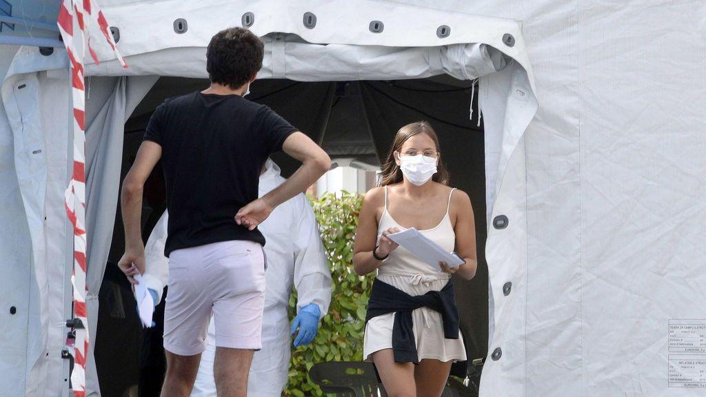 Italia registra 1.695 nuevos contagios con coronavirus y supera los 276.000